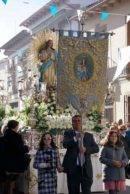 dia de inmaculada concepcion patrona herencia 17 130x194 - Fotografías de la procesión del día dedicado a María Inmaculada en Herencia
