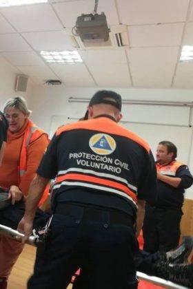 formacion proteccion civil herencia 11 280x420 - Fin de semana de formación de Protección Civil de Herencia