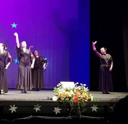 Gala de Navidad de Gimnasia Rítmica, Baile Activo y Danza 2