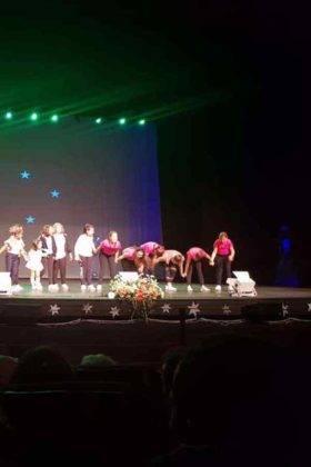 Gala de Navidad de Gimnasia Rítmica, Baile Activo y Danza 3