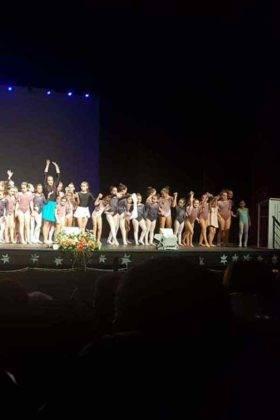 Gala de Navidad de Gimnasia Rítmica, Baile Activo y Danza 6
