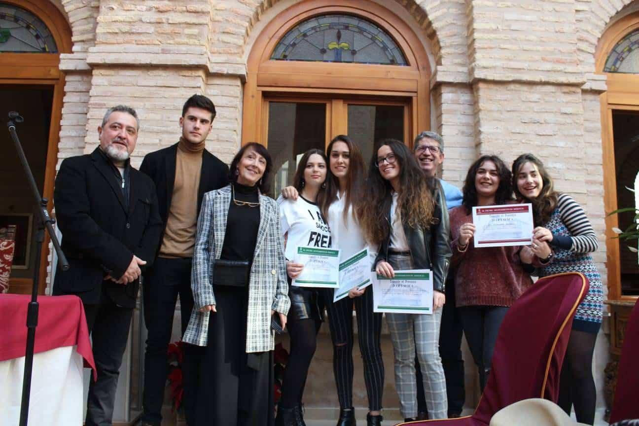 hermogenes rodriguez 40 aniversario constitucion - El IES Hermógenes Rodríguez celebró el 40º aniversario de la Constitución