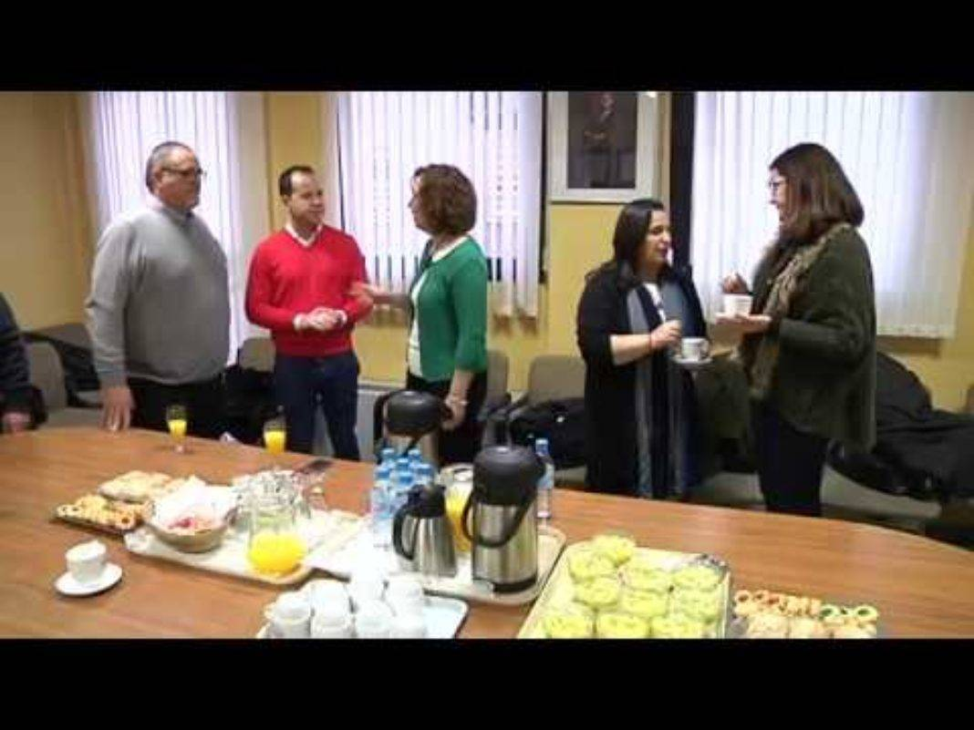 Herencia presente en el desayuno de navidad del Hospital Mancha Centro 1