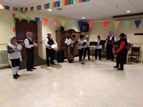 musica Centro de Mayores navidad