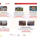 Los Premios y Distinciones al Mérito Deportivo CLM 2017 se entregarán en Herencia 5