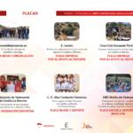Los Premios y Distinciones al Mérito Deportivo CLM 2017 se entregarán en Herencia 4