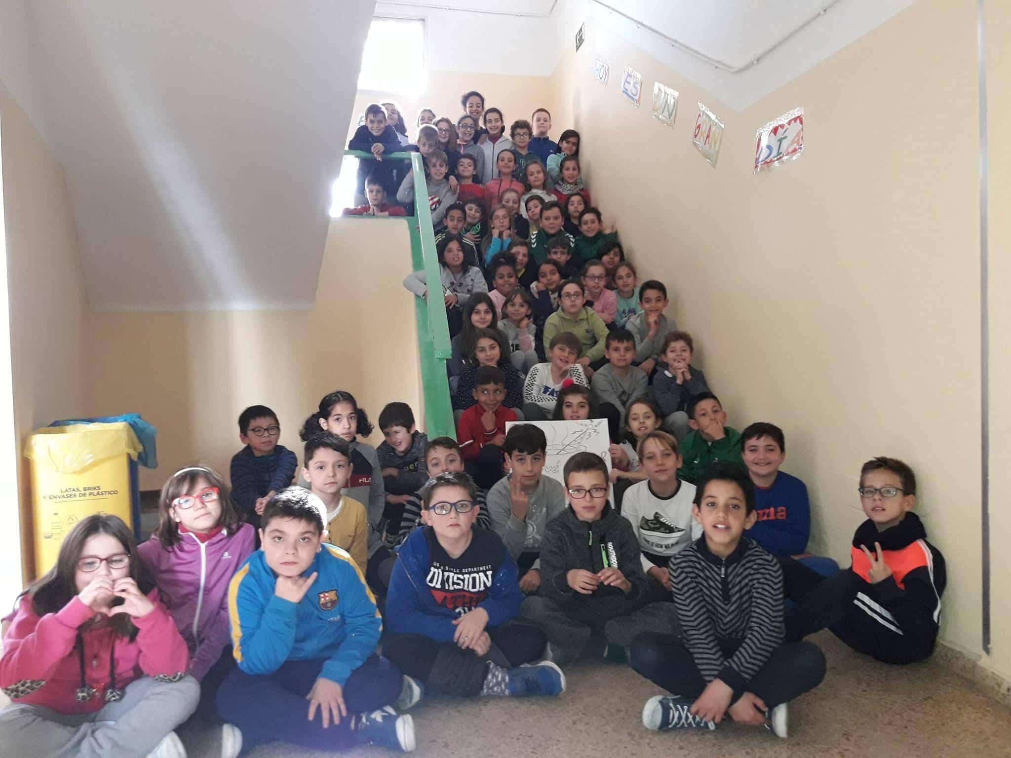 radio escolar ceip carrasco alcalde herencia - La radio escolar del CEIP Carrasco Alcalde lanzó su programa 3: ¿Qué se cuece?