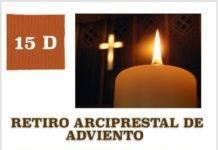 Retiro arciprestal de adviento y otras actividades parroquiales