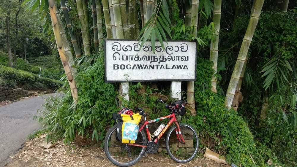 viaje de perle por el mundo elias por Sri Lanka 39 - Perlé, por avatares del destino, recorriendo la isla de Ceilán.
