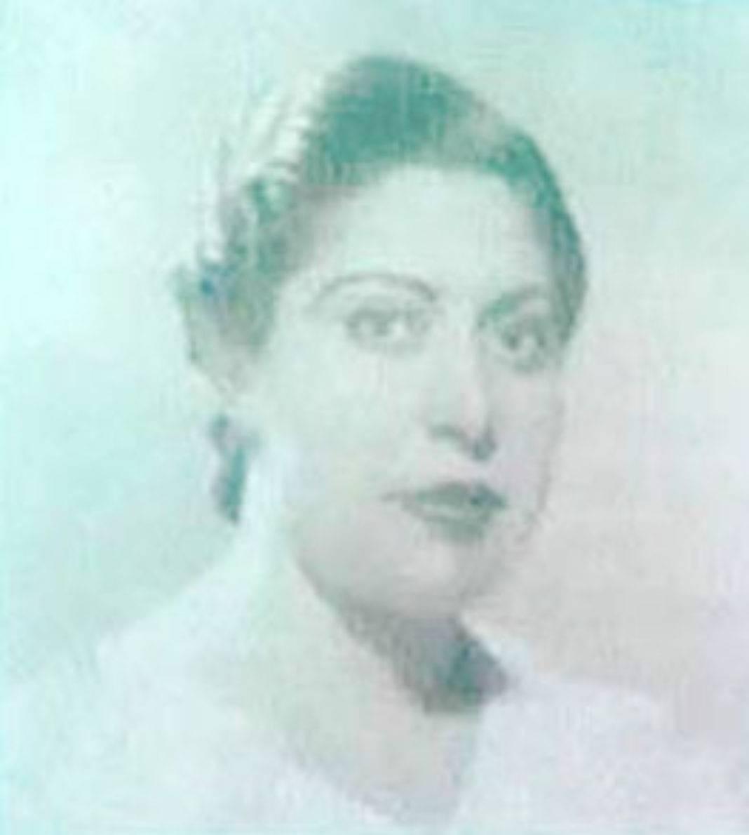 Elvira fernández almoguera casas 1068x1190 - Homenaje a la pionera Elvira Fernández-Almoguera Casas