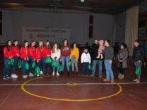 Homenaje a los representantes en el Campeonato de Espana de Selecciones Autonomicas 2