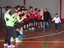 Homenaje a los representantes en el Campeonato de Espana de Selecciones Autonomicas 3