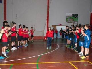 Homenaje a los representantes en el Campeonato de Espana de Selecciones Autonomicas 4