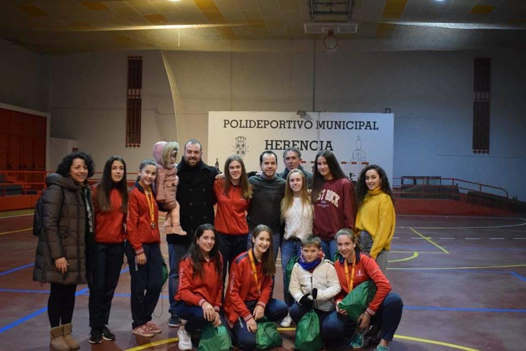 Homenaje a los representantes en el Campeonato de España de Selecciones Autonómicas 6