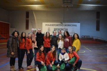 Homenaje a los representantes en el Campeonato de Espana de Selecciones Autonomicas 5