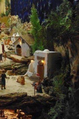 IV muestra de belenes navidad herencia 102 280x420 - Fotografías de la IV Muestra de Belenes de Herencia