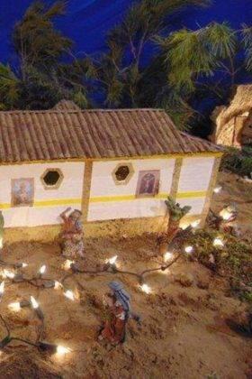 IV muestra de belenes navidad herencia 11 280x420 - Fotografías de la IV Muestra de Belenes de Herencia