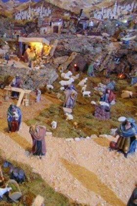 IV muestra de belenes navidad herencia 117 280x420 - Fotografías de la IV Muestra de Belenes de Herencia
