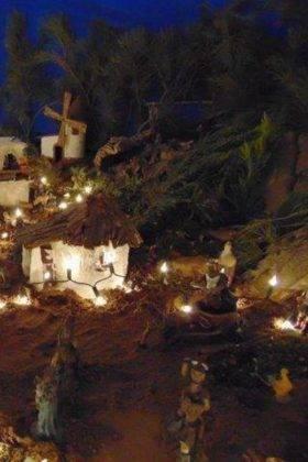 IV muestra de belenes navidad herencia 13 280x420 - Fotografías de la IV Muestra de Belenes de Herencia