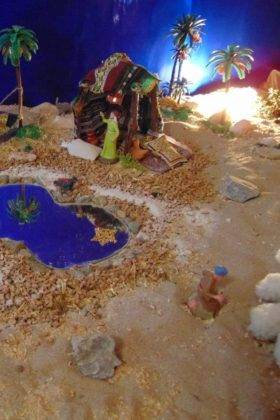 IV muestra de belenes navidad herencia 130 280x420 - Fotografías de la IV Muestra de Belenes de Herencia