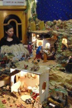 IV muestra de belenes navidad herencia 134 280x420 - Fotografías de la IV Muestra de Belenes de Herencia