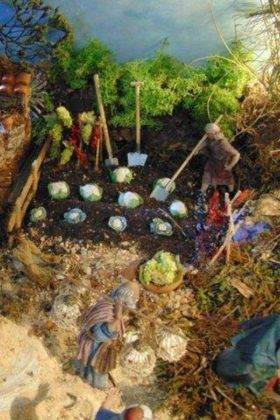 IV muestra de belenes navidad herencia 155 280x420 - Fotografías de la IV Muestra de Belenes de Herencia