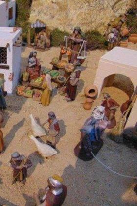 IV muestra de belenes navidad herencia 156 280x420 - Fotografías de la IV Muestra de Belenes de Herencia