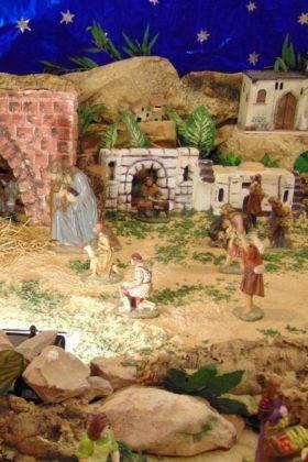 IV muestra de belenes navidad herencia 159 280x420 - Fotografías de la IV Muestra de Belenes de Herencia
