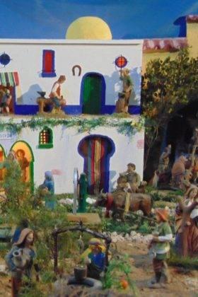 IV muestra de belenes navidad herencia 169 280x420 - Fotografías de la IV Muestra de Belenes de Herencia