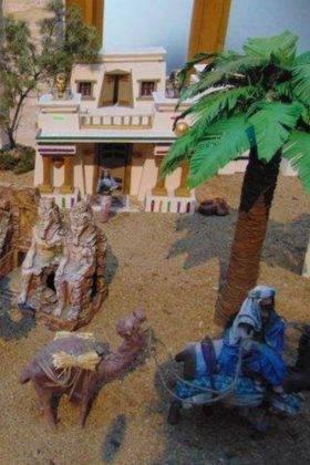 IV muestra de belenes navidad herencia 170 280x420 - Fotografías de la IV Muestra de Belenes de Herencia