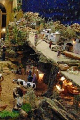 IV muestra de belenes navidad herencia 173 280x420 - Fotografías de la IV Muestra de Belenes de Herencia