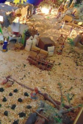 IV muestra de belenes navidad herencia 175 280x420 - Fotografías de la IV Muestra de Belenes de Herencia