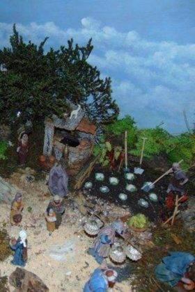 IV muestra de belenes navidad herencia 187 280x420 - Fotografías de la IV Muestra de Belenes de Herencia