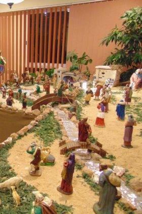IV muestra de belenes navidad herencia 194 280x420 - Fotografías de la IV Muestra de Belenes de Herencia