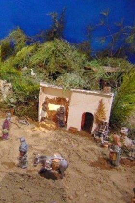IV muestra de belenes navidad herencia 195 280x420 - Fotografías de la IV Muestra de Belenes de Herencia