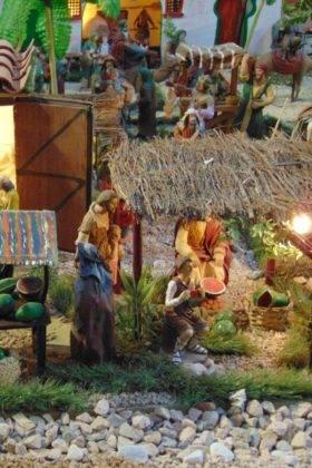 IV muestra de belenes navidad herencia 25 280x420 - Fotografías de la IV Muestra de Belenes de Herencia