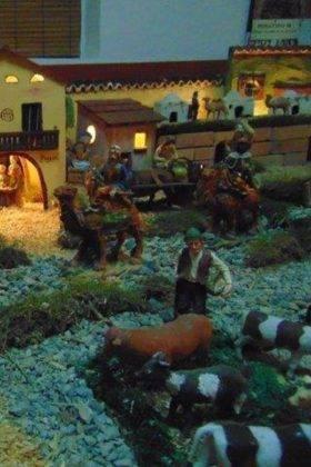 IV muestra de belenes navidad herencia 27 280x420 - Fotografías de la IV Muestra de Belenes de Herencia