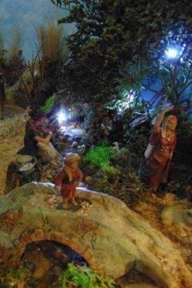 IV muestra de belenes navidad herencia 33 280x420 - Fotografías de la IV Muestra de Belenes de Herencia