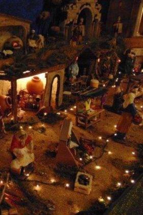 IV muestra de belenes navidad herencia 34 280x420 - Fotografías de la IV Muestra de Belenes de Herencia