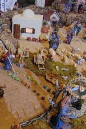 IV muestra de belenes navidad herencia 41 280x420 - Fotografías de la IV Muestra de Belenes de Herencia