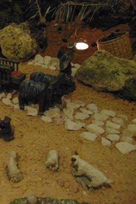 IV muestra de belenes navidad herencia 42 280x420 - Fotografías de la IV Muestra de Belenes de Herencia
