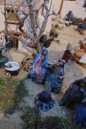 IV muestra de belenes navidad herencia 45 280x420 - Fotografías de la IV Muestra de Belenes de Herencia