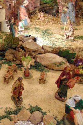IV muestra de belenes navidad herencia 48 280x420 - Fotografías de la IV Muestra de Belenes de Herencia