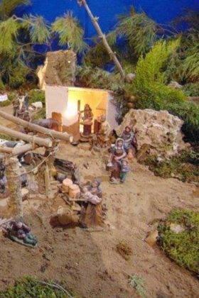 IV muestra de belenes navidad herencia 52 280x420 - Fotografías de la IV Muestra de Belenes de Herencia