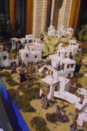 IV muestra de belenes navidad herencia 54 280x420 - Fotografías de la IV Muestra de Belenes de Herencia