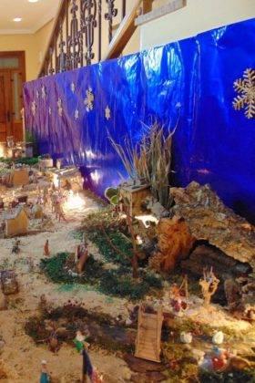 IV muestra de belenes navidad herencia 65 280x420 - Fotografías de la IV Muestra de Belenes de Herencia