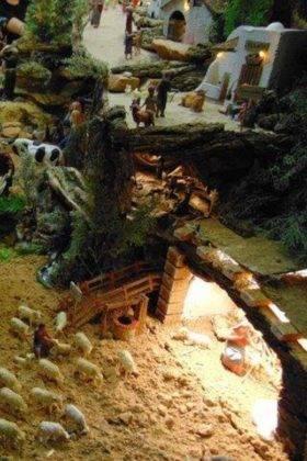 IV muestra de belenes navidad herencia 66 280x420 - Fotografías de la IV Muestra de Belenes de Herencia