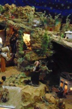 IV muestra de belenes navidad herencia 7 280x420 - Fotografías de la IV Muestra de Belenes de Herencia