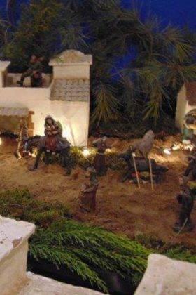 IV muestra de belenes navidad herencia 73 280x420 - Fotografías de la IV Muestra de Belenes de Herencia