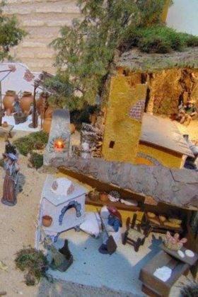 IV muestra de belenes navidad herencia 77 280x420 - Fotografías de la IV Muestra de Belenes de Herencia